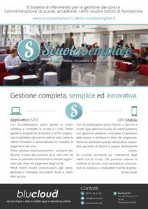 Brochure ScuolaSemplice