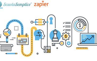 Come usare Zapier e ScuolaSemplice per automatizzare le attività della scuola
